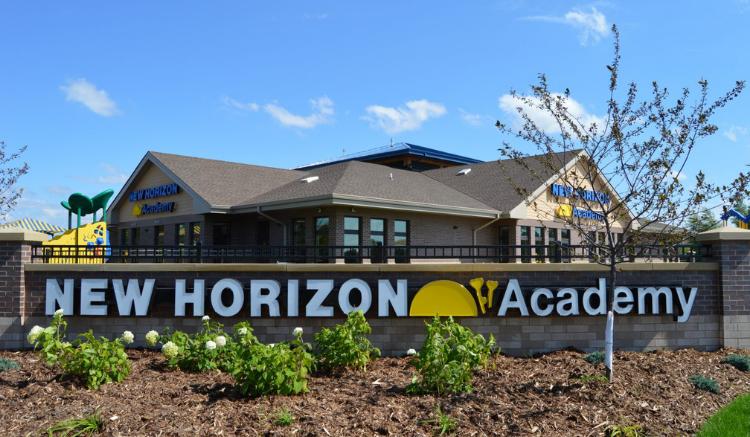 street view of New Horizons Academy